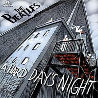 ReCover : the Beatles - A Hard Day's Night by JeremyTreece