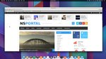 elementary OS Luna January 2014 by MorpheusNS