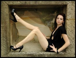 Kathryn - black in the box 2 by wildplaces