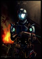 PC- dead space by WinterSpectrum