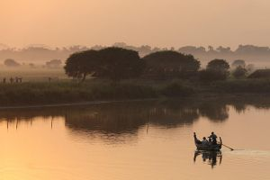 U-Bein-Bridge III by Osiris81