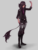 Gilbert by BloodnSpice