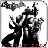 Batman Arkham City 1 by griddark