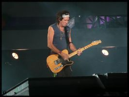 Keith Richards by iva-is-me