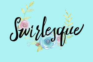 Swirlesque font by EDFTeam