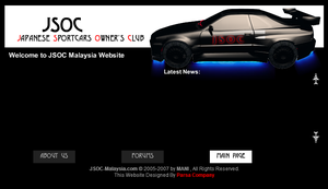Sportcar Club Website by masoudhaghi