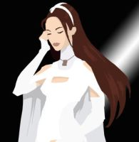 Padme Concept Vectorised by Oolongo