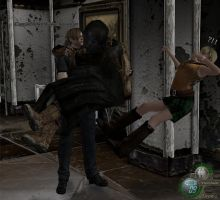 Resident Evil 4 Fun by Captain-AlbertWesker