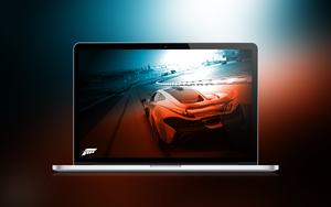 Retina Wallpaper - Forza by tomhalbert