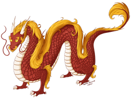 Year of the Dragon, Dragon by Renathory