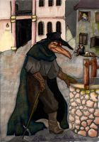 Plague Doctor by MacGargoyle