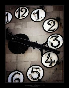 The Clock. by Khalise