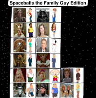 Spaceballs the Family Guy Edition by darthraner83