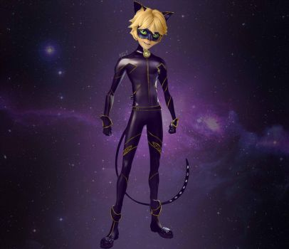 Absolute Power Chat Noir by AdaP24