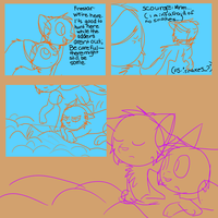 Drum page 4 WIP by FKandFriends