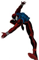 Scarlet Spider by Jonin-Shinobi