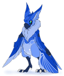 Bluebird by ThePokemon123941