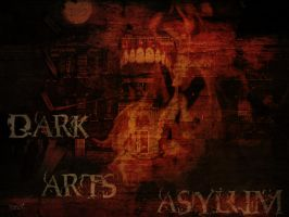 The Asylum by wreckles