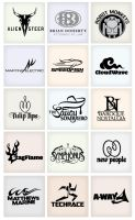 Logo Collection by montgomeryq