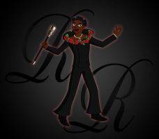 Ruby Rhod by GuiMontag