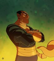 Black Adam by TJFuZioN