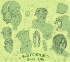 Sketchdump::6-6-09 by Apollyna