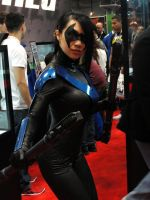 Nightwing - NYCC 2012 by SpideyVille