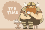 Tea Time by jamknight