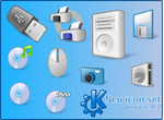 kNeu Icon Theme by pfabregat
