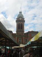 Chesterfield Market Hall by angelofmusicuk