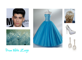 Prom With Zayn by curlymonster14