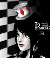 Parcae: Opening Cover by JanusL