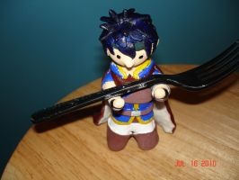 Ike Sculpture by ssbbgamergirl