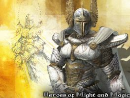 Heroes of Might and Magic by Demial
