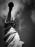 Statue Of Liberty by Asher46
