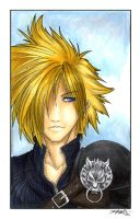 Cloud Strife- AC by LeashDragon