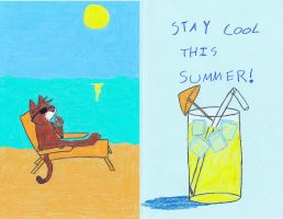 Stay Cool by Alichzy72