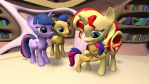 MLP Next Gen - A Commitment by FictionaryMan03895