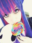 sweet tooth for lollipops by Monstewr
