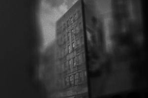 Charcoal Building I by khoral