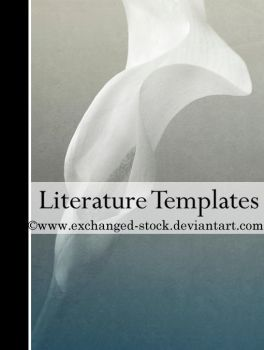 Canna Literature Templates by exchanged-stock