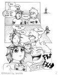 I can fly 1 pag 2 by JenChibi