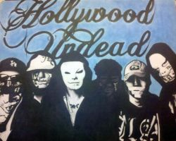 Hollywood Undead by redrum10498