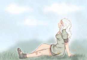 resting by MikachuAttack
