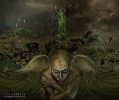 Death and rebirth. by ArtzIGOR