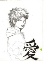 Sabaku no Gaara by GreenHeady