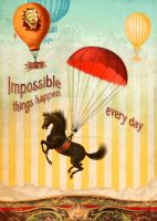 Impossible Things Happen by DuirwaighStudios