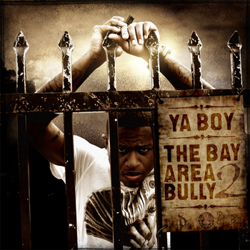 Ya Boy-The Bay Area Bully 2 by DevilGraphics