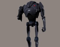 Super high poly SBD by Robotlouisstevenson