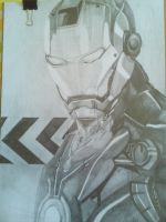 Iron Man by YourPoisonCookie